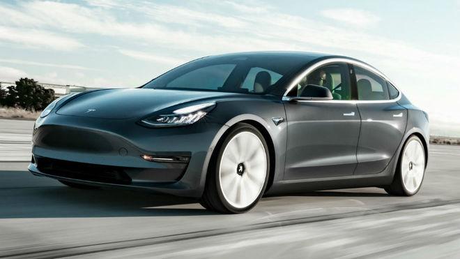 El Tesla Model 3 ya es el tercer coche más vendido en Europa