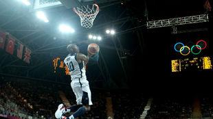 Kobe Bryant en Londres 2012