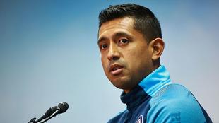 Elías Hernández, jugador de Cruz Azul