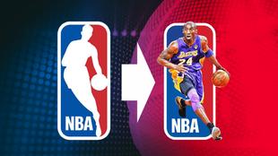 Kobe Bryant podría ser el nuevo logo de la NBA