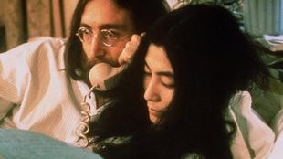 """La hermana de John Lennon: """"Yoko Ono controlaba su vida y él se..."""