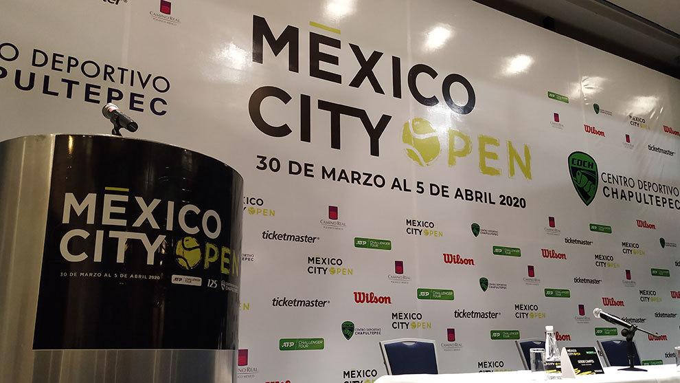 Mexico City Open 2020 Busca Recuperar La Presencia Del Tenis En Suelo Mexicano Marca Claro México