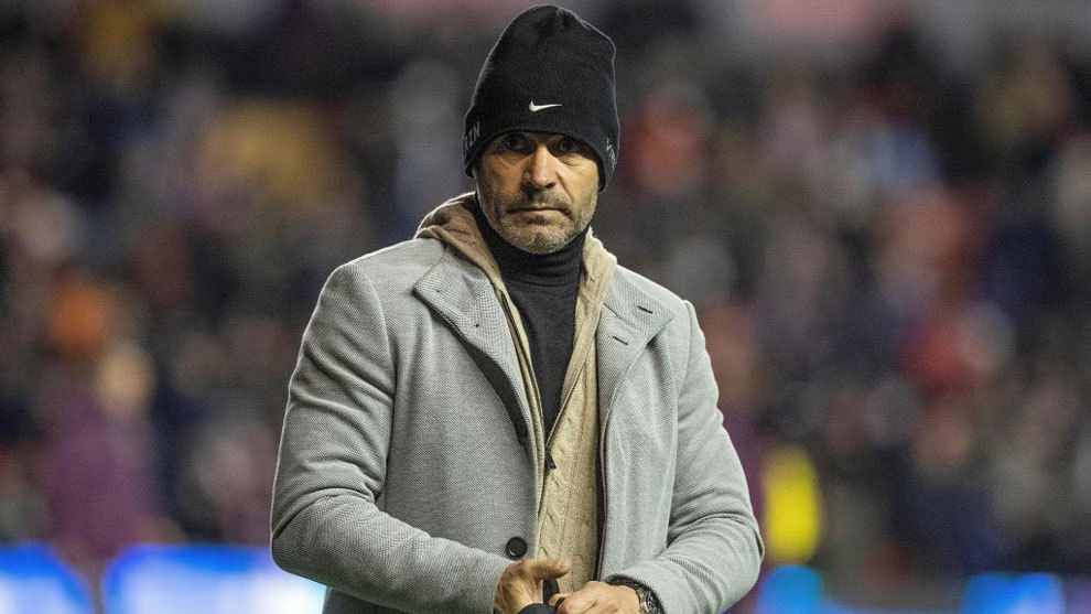 """Rayo Vallecano: Jmez: """"The team has been at a spectacular level"""""""