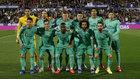 Uno a uno del Real Madrid vs Zaragoza