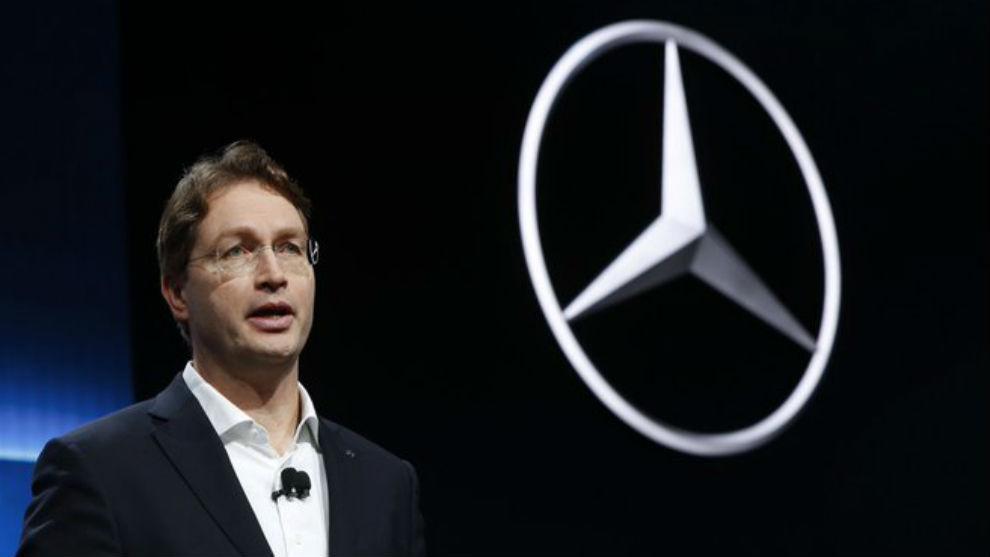 Ola Kallenius (50 años), presidente de Daimler.