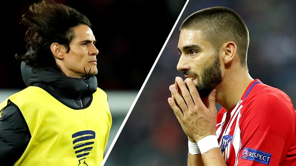 Cavani ya no llegaría al Atlético