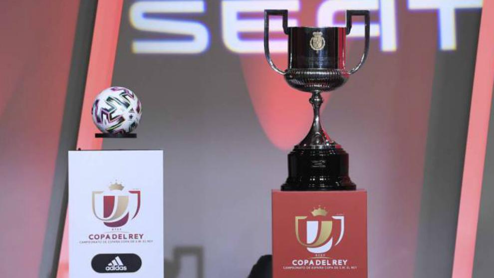 Horario y donde ver por television el sorteo de semifinales de Copa...