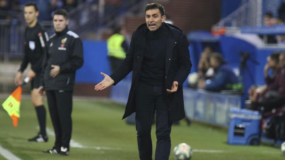 Alavs Asier Garitano We Have To Face Each Game As A Final Now Spain S News