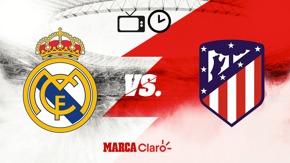 Real Madrid vs Atletico Madrid en vivo por Internet