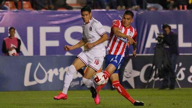 Liga MX Clausura 2020 San Luis Vs Chivas Resumen