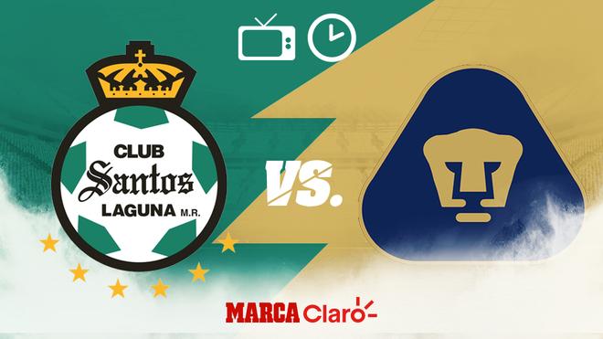 Inmundicia Email Pompeya  Liga MX Apertura 2020: Santos vs Pumas: Horario y dónde ver hoy en vivo por  TV el partido de la jornada 4   MARCA Claro México