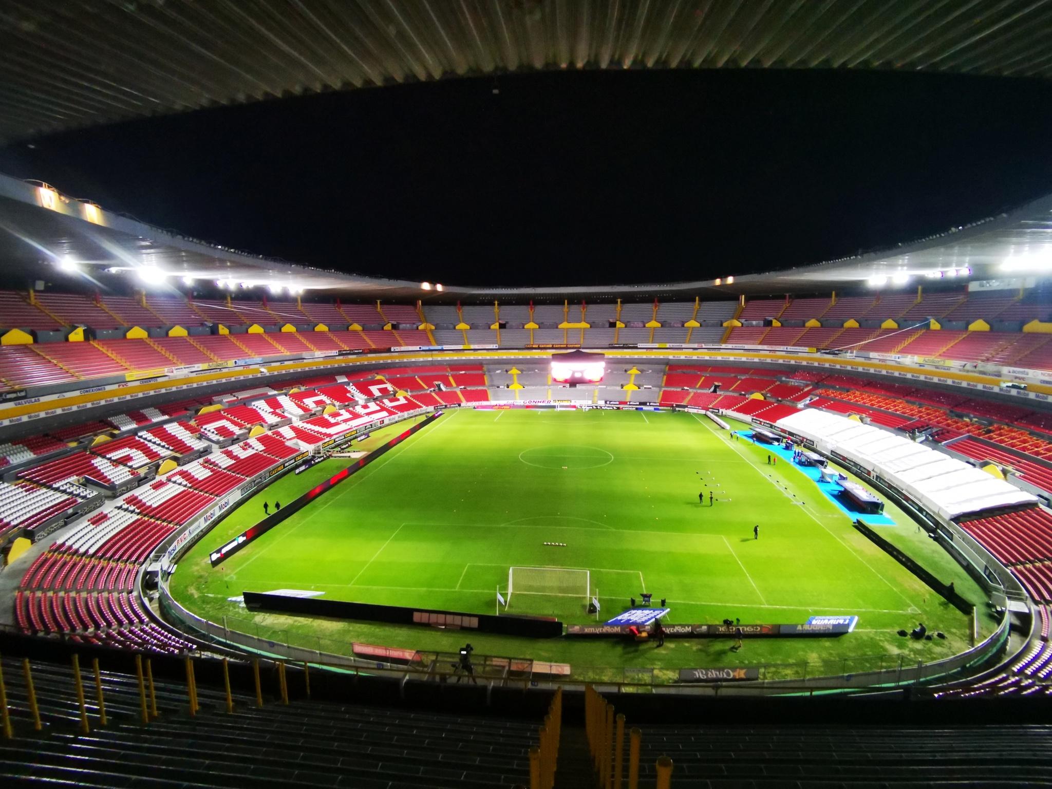 Atlas vs Tijuana: El Estadio Jalisco cumple su sanción al jugarse a puertas  cerradas | MARCA Claro México