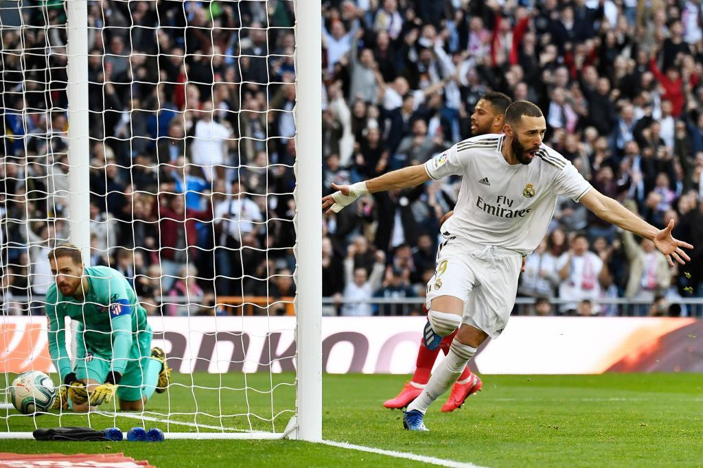 Real Madrid vs Atletico: Mendy's derby: What a discovery! | MARCA in English