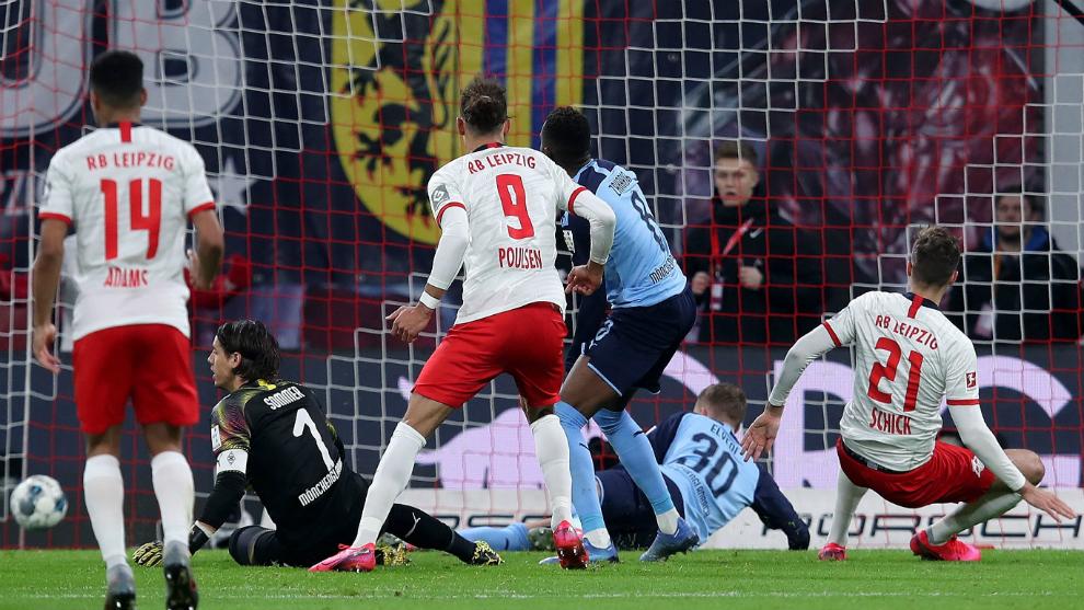 Leipzig Vs Borussia M Gladbach El Rb Leipzig Empata Con El Gladbach Y Cede El Liderato Al Bayern Bundesliga