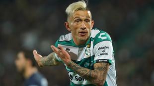 Lozano habló del duelo ante Pumas.