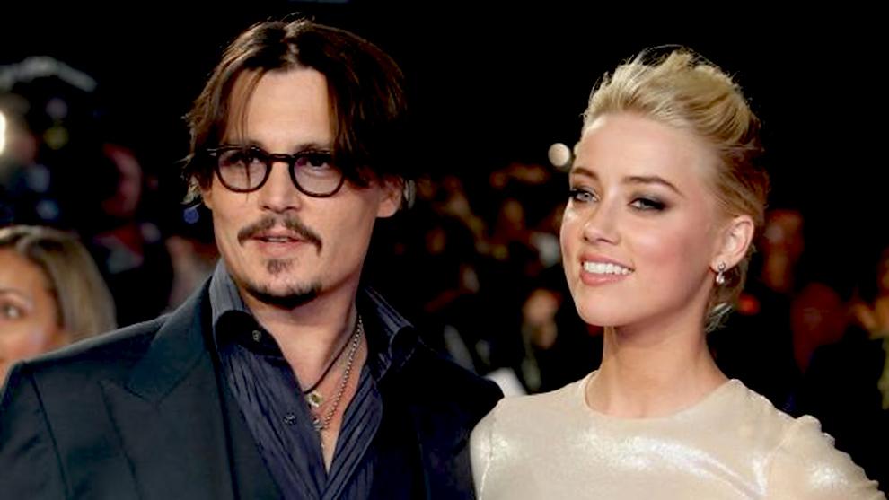 Johnny Depp y Amber Heard estuvieron casados tan solo dos años