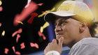 Patrick Mahomes tras ganar la Super Bowl