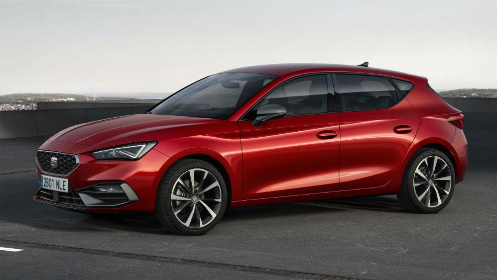 El Seat León ha desaparecido del 'top 10' de coches más vendidos en marzo.