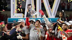 Los Kansas City Chiefs, favoritos a repetir en el Super Bowl LV.
