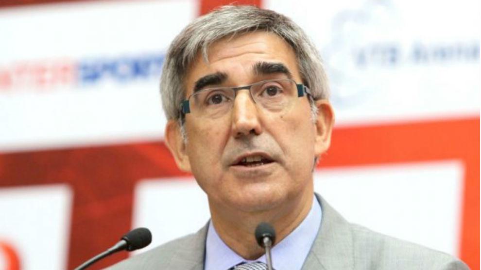 Jordi Bertomeu, director ejecutivo de la Euroliga.