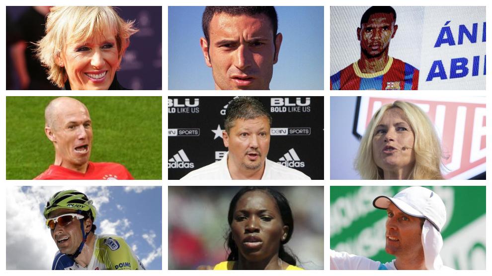 Día Mundial contra el cancer 2020 - Deportistas que se han enfrentado...