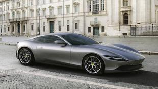 El Ferrari Roma, último de los cinco lanzamientos de Ferrari en 2019.