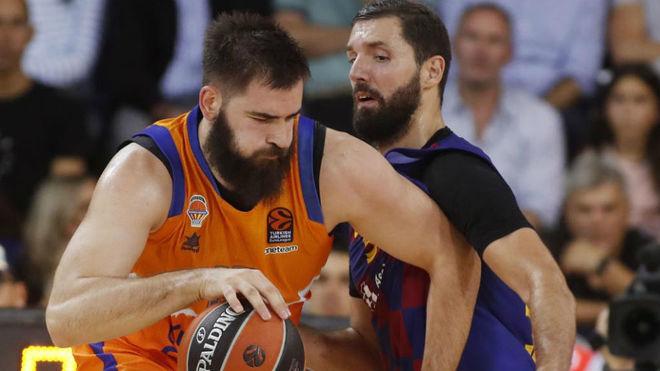 Valencia Basket - Barcelona: horario y dónde ver en TV y online