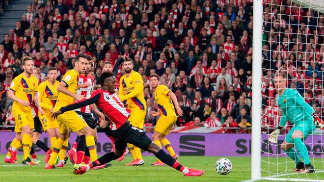 Liga Española: Athletic de Bilbao vs Barcelona, en vivo ...