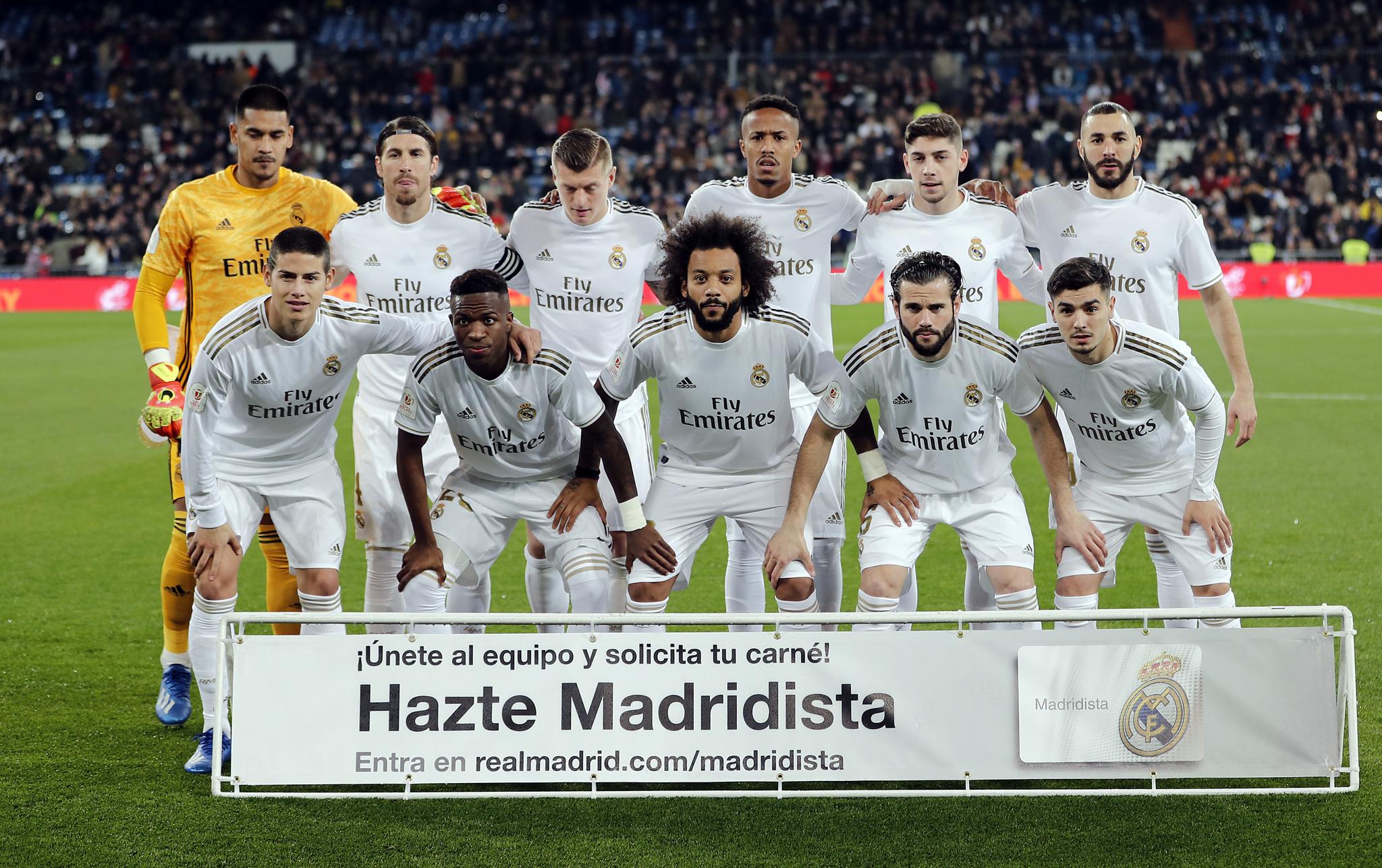 Real Madrid Vs Real Sociedad Real Madrid Ratings Vs Real Sociedad