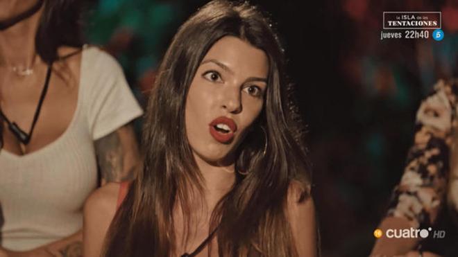 El brutal zasca de Mónica Naranjo a Andrea en 'La Isla de...