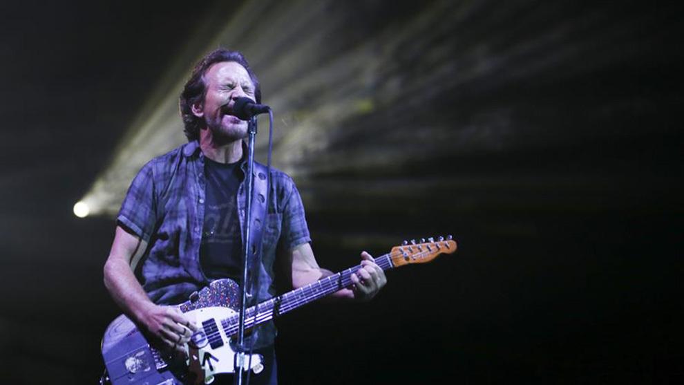 El concierto de Pearl Jam será retransmitido por SiriusXM