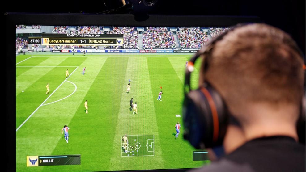 Jugadores profesionales de FIFA 20 revelan su intensas rutinas de...
