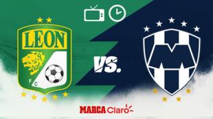 Como ver el partido Leon vs Monterrey en vivo por internet