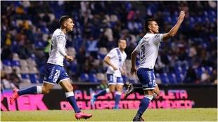 Agónico empate en Puebla.