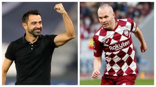Xavi e Iniesta disputarán la competición: uno como técnico del Al...