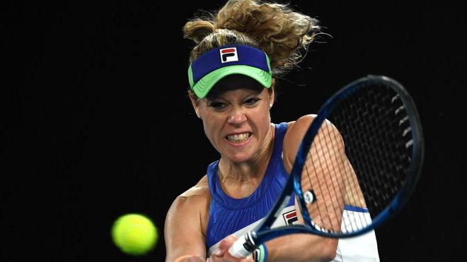 La tenista alemana Laura Siegemund.