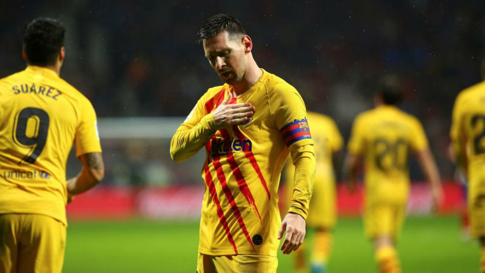 Emmanuel Petit warns City against signing Messi