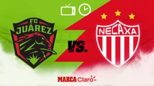 FC Juárez vs Necaxa: Horario y dónde ver.