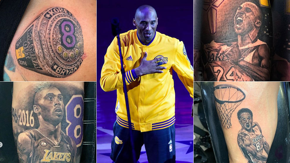Tatuajes realizados por Jose Guijosa, dueño de 'Killer Tattoos' de...