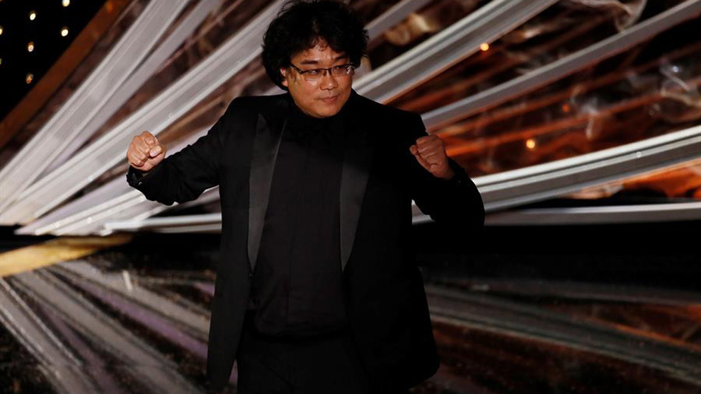 Parásitos, de Bong Joon-ho, arrasa en los Premios Óscar.