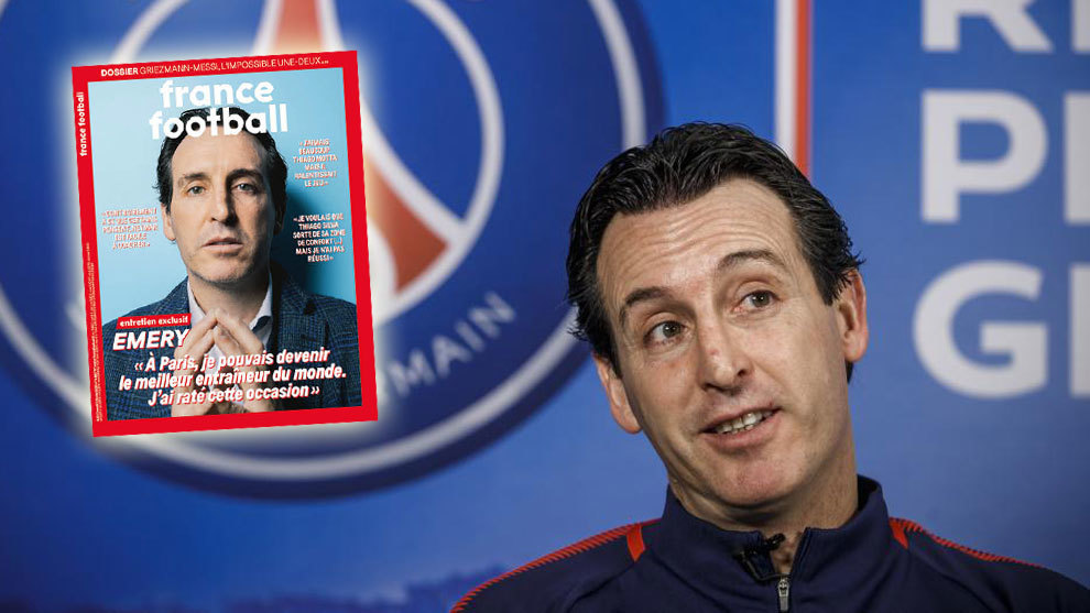 Ex-PSG coach Emery warns Mbappe: Get that ego in check!