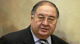 El magnate ruso Alisher Usmanov.
