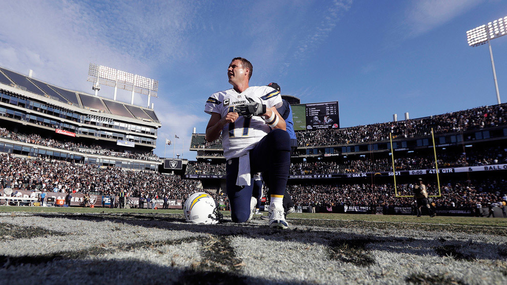 Philip Rivers dice adiós a los Chargers