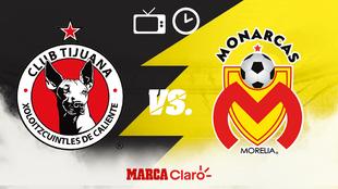 Xolos vs Morelia en vivo el partido de la Copa Mx
