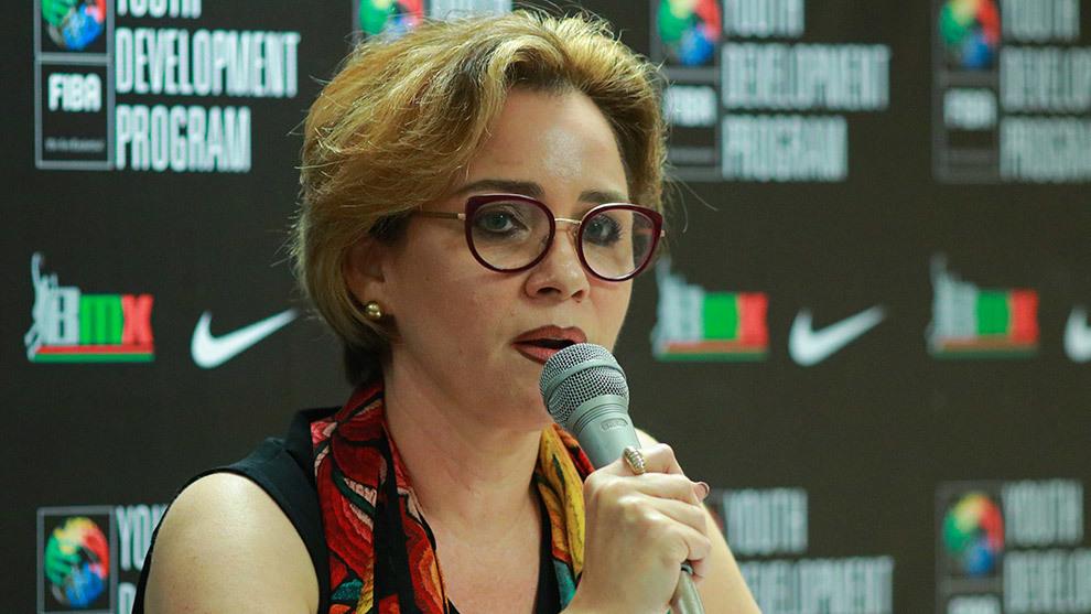 Xóchitl Lagarda, presidenta de la ADEMEBA