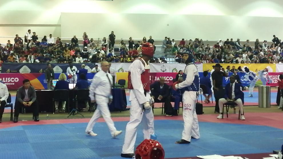 La selección mexicana de taekwondo cosechó 23 medallas en el Abierto...