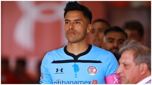 Alfredo Talavera sueña en Qatar 2022.