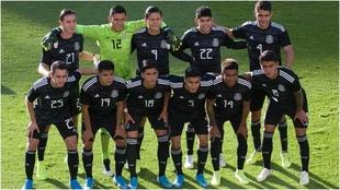 El Tri debuta ante República Dominicana.