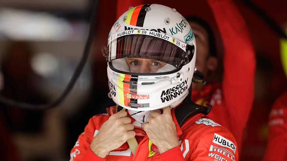 Así es la nueva Ferrari de la Fórmula 1