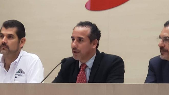 Israel Benítez habló sobre la situación de Ademeba.